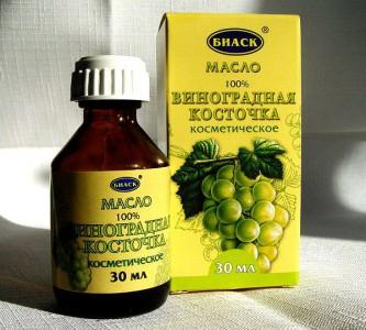Целебные свойства масла виноградной косточки для волос