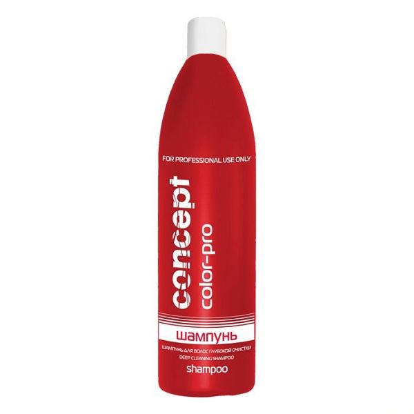 Шампунь CONCEPT Deep Cleaning Shampoо
