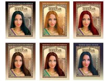 Оттенки и особенности индийской хны для волос