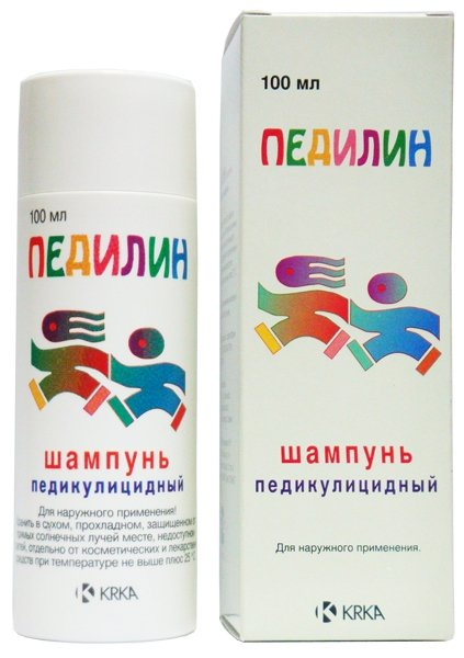Препарат Педилин