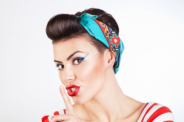 64 Best bandana hairstyles images in 2012  Hairstyle