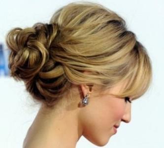 Создание красивых и легких причесок на средние волосы