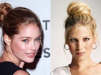 Тенденции в модных прическах на средние волосы