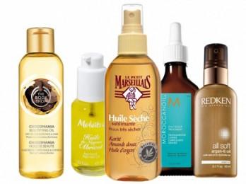 Целительные свойства сухого масла для волос