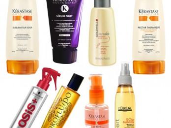 Какую термозащиту для волос лучше использовать?