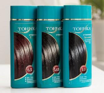 Изменение внешности с помощью тоников для волос