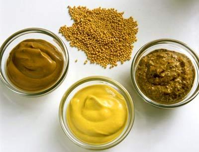 Маски из горчицы