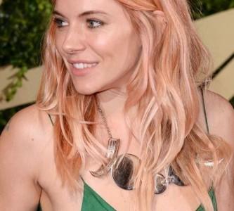 Богатство оттенков рыжего цвета волос