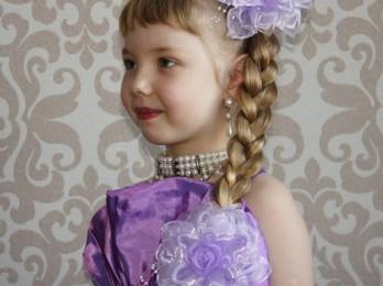 Красивые детские прически девочкам