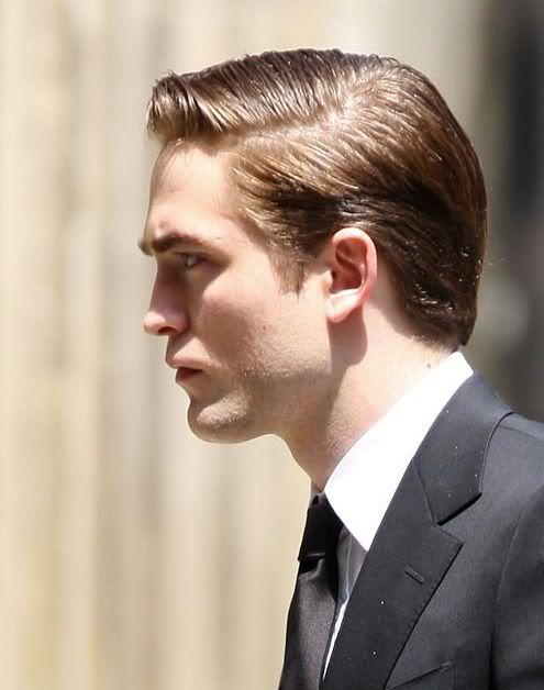 Классическая прическа мужская длинные