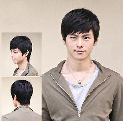 Корейская мужская стрижка