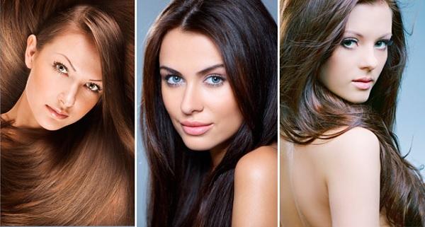 Как сделать красивым свой цвет волос