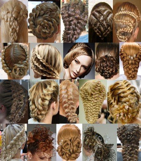 Варианты кос