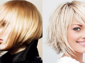 Разновидности прически боб на средние волосы