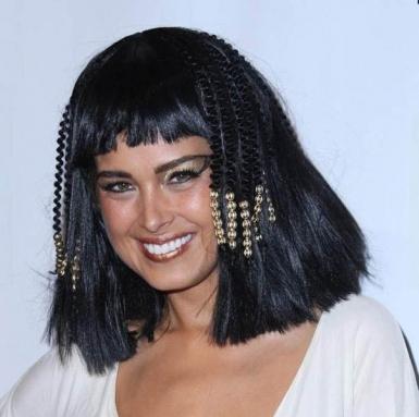 hårklipp jenter rett hår