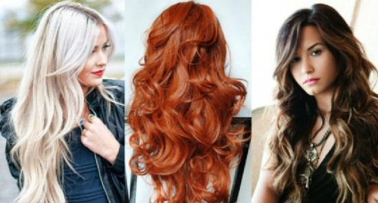 Каскадные стрижки на длинные волосы Модные Прически для Длинных Волос с Челкой
