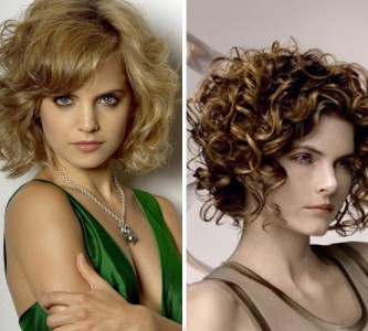 Какую стрижку на средние вьющиеся волосы можно подобрать?