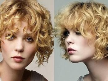 Модные тенденции в коротких стрижках на кудрявые волосы