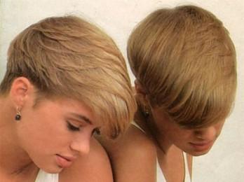Как называется стрижка, когда сзади коротко, а спереди длинно?