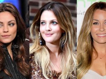 Модели стильных стрижек на длинные волосы