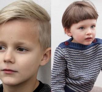 Новые модные стрижки для мальчиков всех возрастов