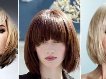 Способы создания объемных стрижек на средние волосы