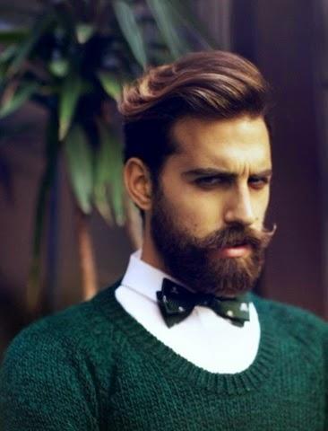 Андеркат с бородой