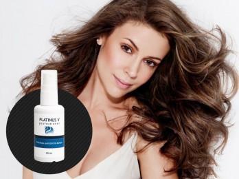 Решаем проблемы с волосами со средством Platinus V