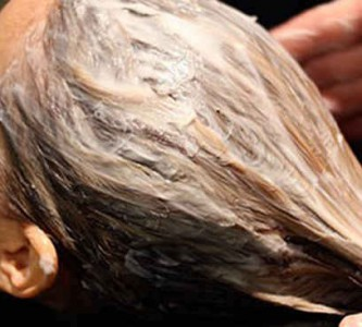 Доступная и быстрая маска для волос из ржаного хлеба