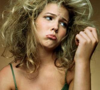 Как ухаживать за ломкими волосами?