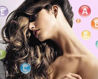 Оздоровление с маской для волос с витаминами