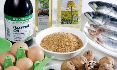 Продукты с витаминами против перхоти