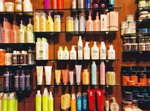 Разнообразие средств для волос