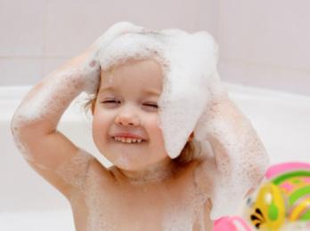 Выбор детского шампуня от перхоти