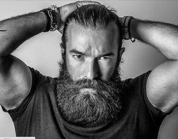 Народные средства для роста волос на бороде