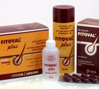Обзор шампуня от выпадения волос «Фитовал»