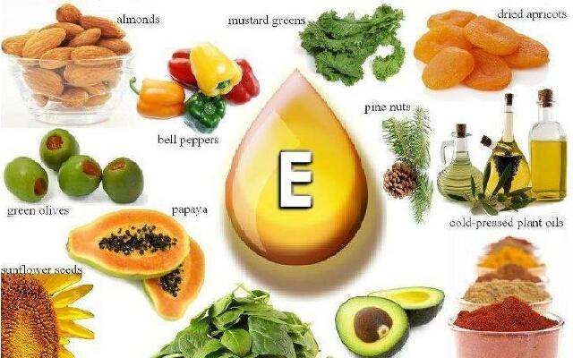 Витамины Е