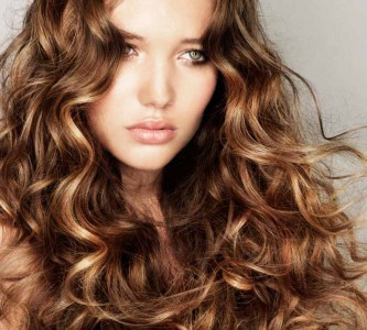 Виды химической завивки на длинные волосы