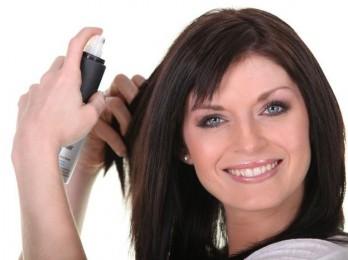 Учимся пользоваться сухим шампунем для волос
