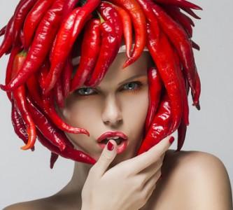 Народные рецепты с красным перцем от выпадения волос
