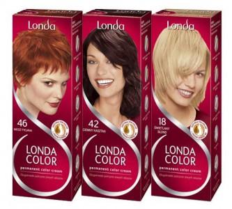 Профессиональный уход с краской для волос Лонда (Londa)