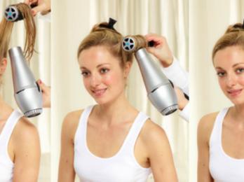 Накручивание волос без плойки
