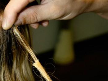 Технология голливудского наращивания волос