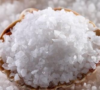 Действие соли для роста волос