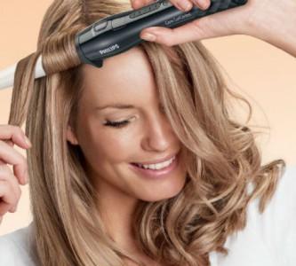 Красивая завивка волос в домашних условиях