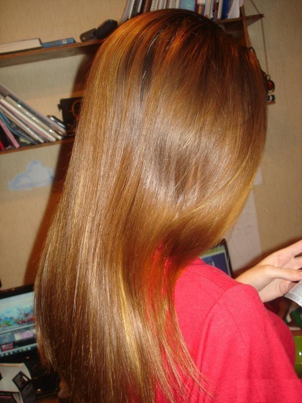 Краска для волос Syoss Ореховый коктейль