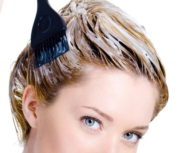 Как восстановить волосы после смывки и покраски