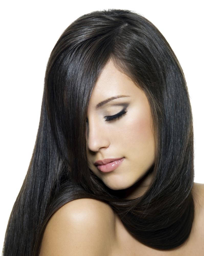 Цвета волос картинки брюнетки