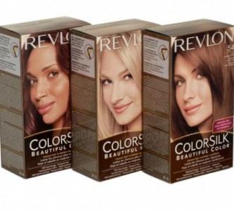 Сочные цвета палитры краски для волос Revlon