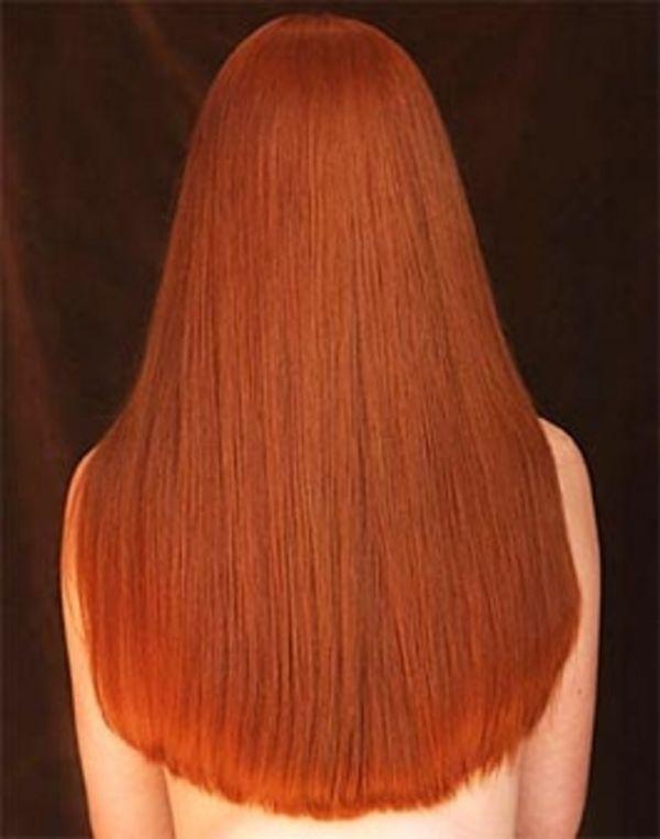 Можно ли красить нарощенные волосы без последствий